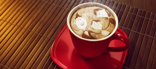 кофе притча