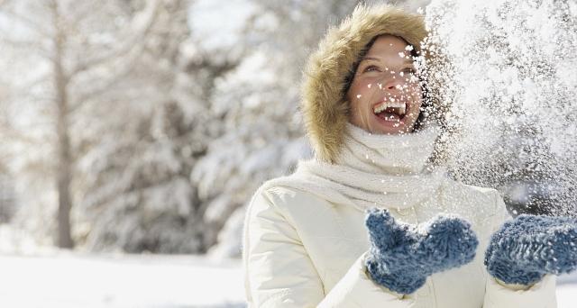 Как превратить скучный зимний день в праздник для души?