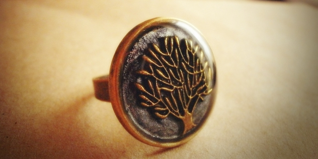 Как сделать себе оберег из кольца