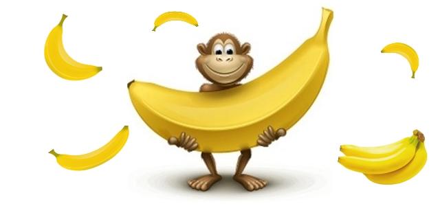 в год обезьяны ешьте бананы