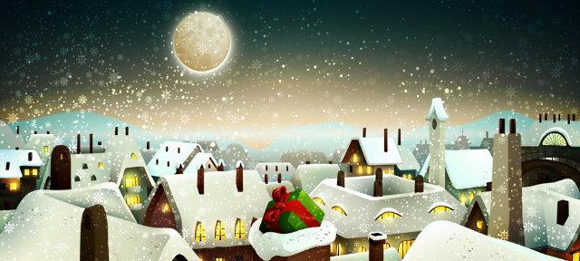 новогодний лунный календарь